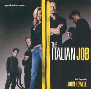 The Italian Job 2003 Original Motion Picture Soundtrack