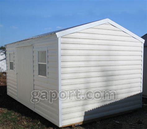 10x20 metal storage shed metal storage sheds common sizes including 10 x 16