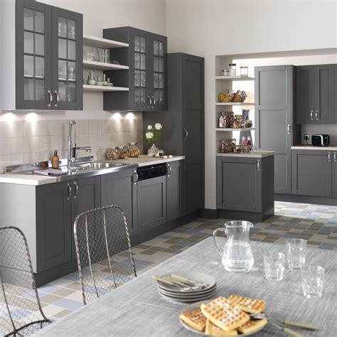 delinia cuisine meuble de cuisine gris delinia nuage leroy merlin