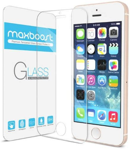 best iphone screen protector best iphone se screen protector reviews tempered glass
