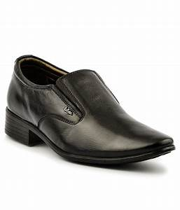 Buy Lee Cooper Black Formal Shoes on Snapdeal PaisaWapas com