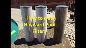 How To Clean Hayward Pool Filters Or Cartridge Pool