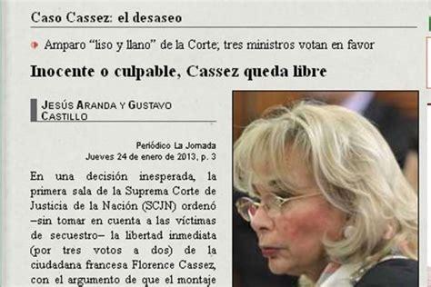 Affaire Cassez : le Mexique doute toujours