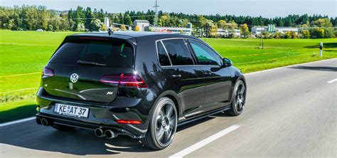 golf 7 gti facelift tuning vw golf abt sportsline