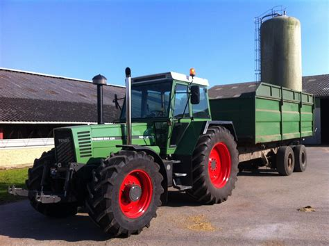 Fendt 614 Lsa E  Billeder Af Traktorer  Uploaded Af Morten S