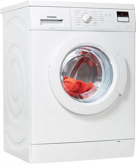 siemens waschmaschine iq300 wm14e22a 7 kg 1400 u min kaufen otto