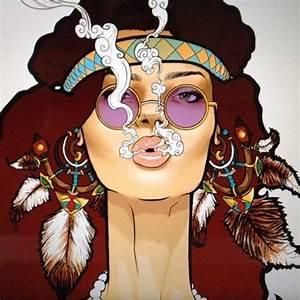 Sexy Hippie Girl | Art & Nature | Pinterest | Hippie art ...