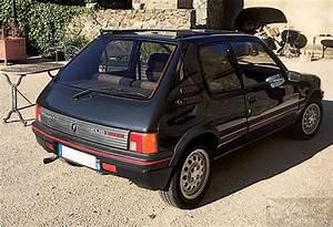 Peugeot 205 Gti 1 6