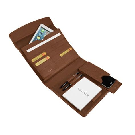 porte document pour bureau porte documents a5 en cuir