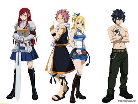 fairy tail cool pose wallpaper background wallpaper hd