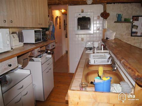 cuisine de charme ancienne location gîte ancienne ferme à front iha 26624