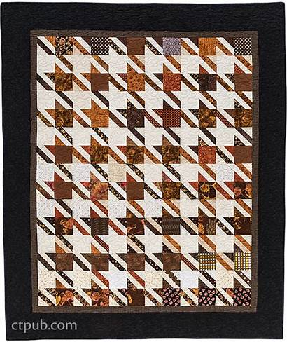 Quilts Scrap Lovers Quilt Gauthier Judy Monochromatic