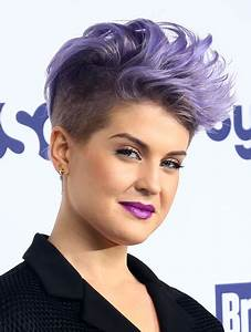 More Pics of Kelly Osbourne Spiked Hair (1 of 6) - Short ...