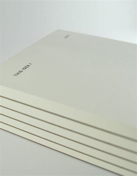 drawing notepad pages munken pure smooth paper unsheep