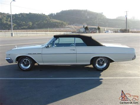 1965 Buick Skylark Convertible For Sale by 1965 Buick Skylark Convertible Ca Mild Custom 355 Wildcat