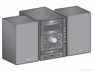 Jvc Ux-g357 - Manual - Micro Hifi Component System