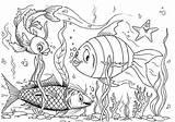 Fish Coloring Tank Fishes Aquarium Happy Georgia Colouring Printable Sheets Drawings Sketch Netart Template Google sketch template