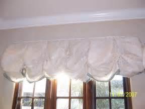 Balloon Valance Window Treatments