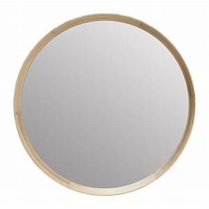 Miroir Rond 50 Cm : miroir montreal rond 80cm kare design ~ Dailycaller-alerts.com Idées de Décoration