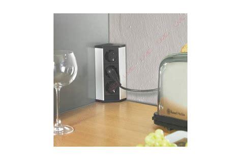 prise d angle cuisine bloc 3 prises d 39 angle sur plan de travail accessoires de cuisines