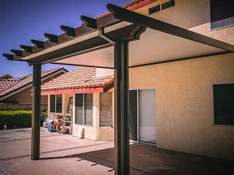 alumawood  insulated aluminum patio cover thousand oaks patio covers simi valley