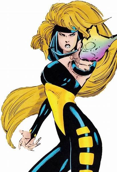 Dazzler Marvel Apocalypse Comics Age Longshot Alison