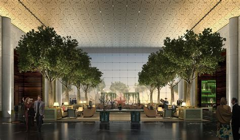 SOM's Expansive Four Seasons Hotel Opens in Bahrain Bay ...