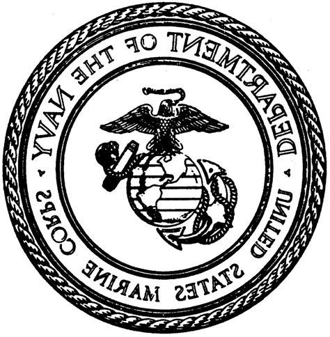 Marine Corps Emblem Clip Us Marine Corps Emblem Clip Clipart Collection