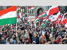 Hungary experiences nationalism renaissance Europe News