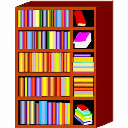 Shelf Clipart Clip Bookcase Shelves Bookshelves Bookshelf
