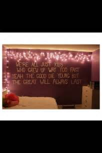cool 90 bedroom wall lyrics inspiration of in letters above bed if your not here to