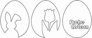 Hase Vorlage Zum Ausschneiden : 3 vorlagen f r schnelle schlichte osterdeko aus papier ~ Lizthompson.info Haus und Dekorationen
