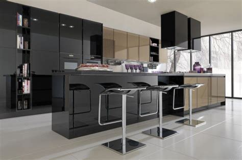 27 Classy Contemporary Italian Kitchen Design Ideas
