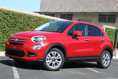 Fiat 500 X Review by 2016 Fiat 500x Review Autoguide