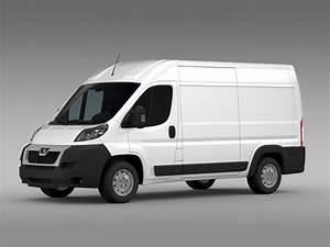 Van Peugeot : peugeot boxer van l2h2 2006 2014 3d model buy peugeot ~ Melissatoandfro.com Idées de Décoration