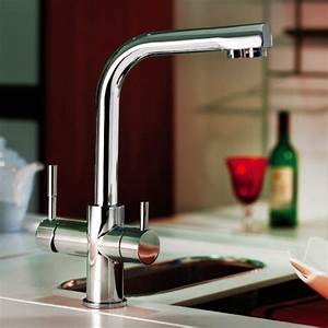 Filtre à Eau Pour Robinet : robinet 3 voies pour osmoseur et filtre eau ~ Premium-room.com Idées de Décoration