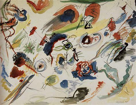 Art Abstrait  Aparences Histoire De L'art Et Actualité