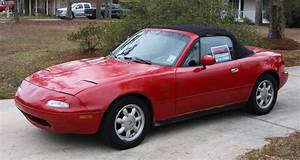 1991 Mazda Mx-5 Miata - Overview