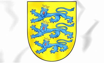 Estonia Arms Coat Tallinn Estland Stemma Wapenschild