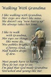 Grandmother Poe... Grandma Sick Quotes
