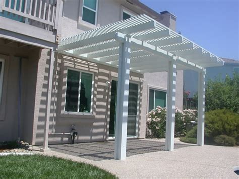 aluminum patio cover lattice 8 x 40