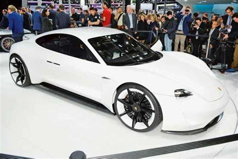 porsche mission e wheels wheels in motion livemint