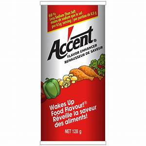 Ac'cent Flavor Enhancer - Food Seasoning & Flavoring ...