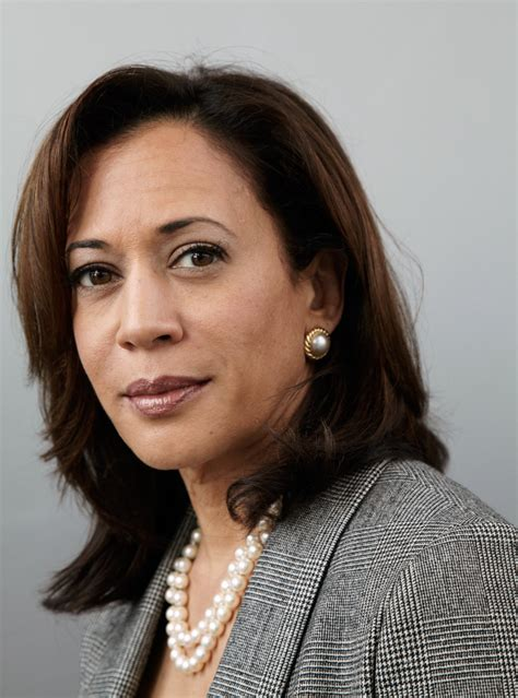State Attorney General Kamala Harris In Lead to Succeed