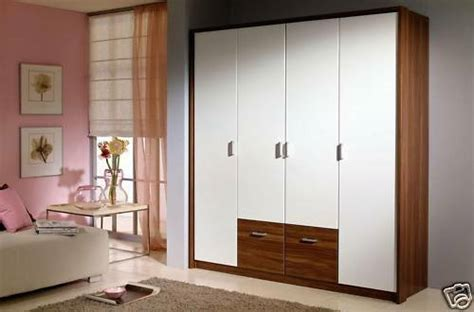 Armoires For Clothes by Modern European Bedroom Closet Wardrobe Clothes Armoire Ebay