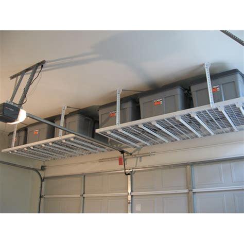 diy overhead garage storage smalltowndjs
