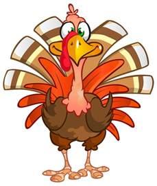Thanksgiving Turkey Clip Art Transparent