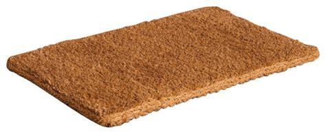 Thick Coir Doormat by Kempf Outdoor Coco Coir Doormat 1 Quot Thick