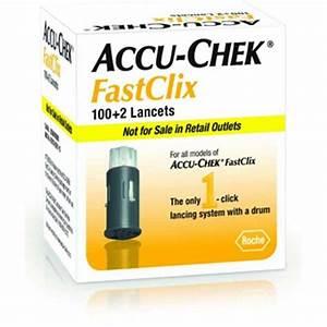 Accu Chek Fastclix User Manual