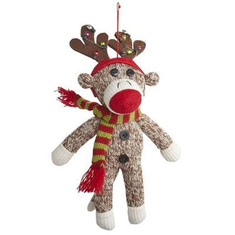 1000 images about sock monkey christmas on pinterest